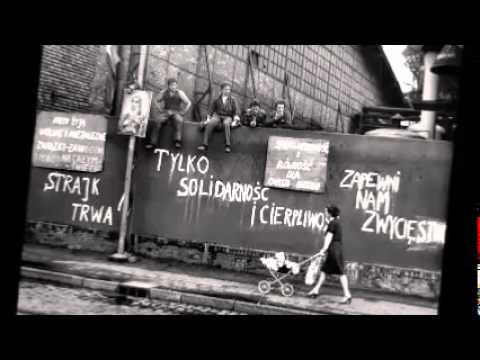 Zbigniew Stefański - Jesteśmy Solidarność - Mury