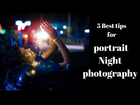 Night Photography | DSLR Settings | Best 5 tips and tricks