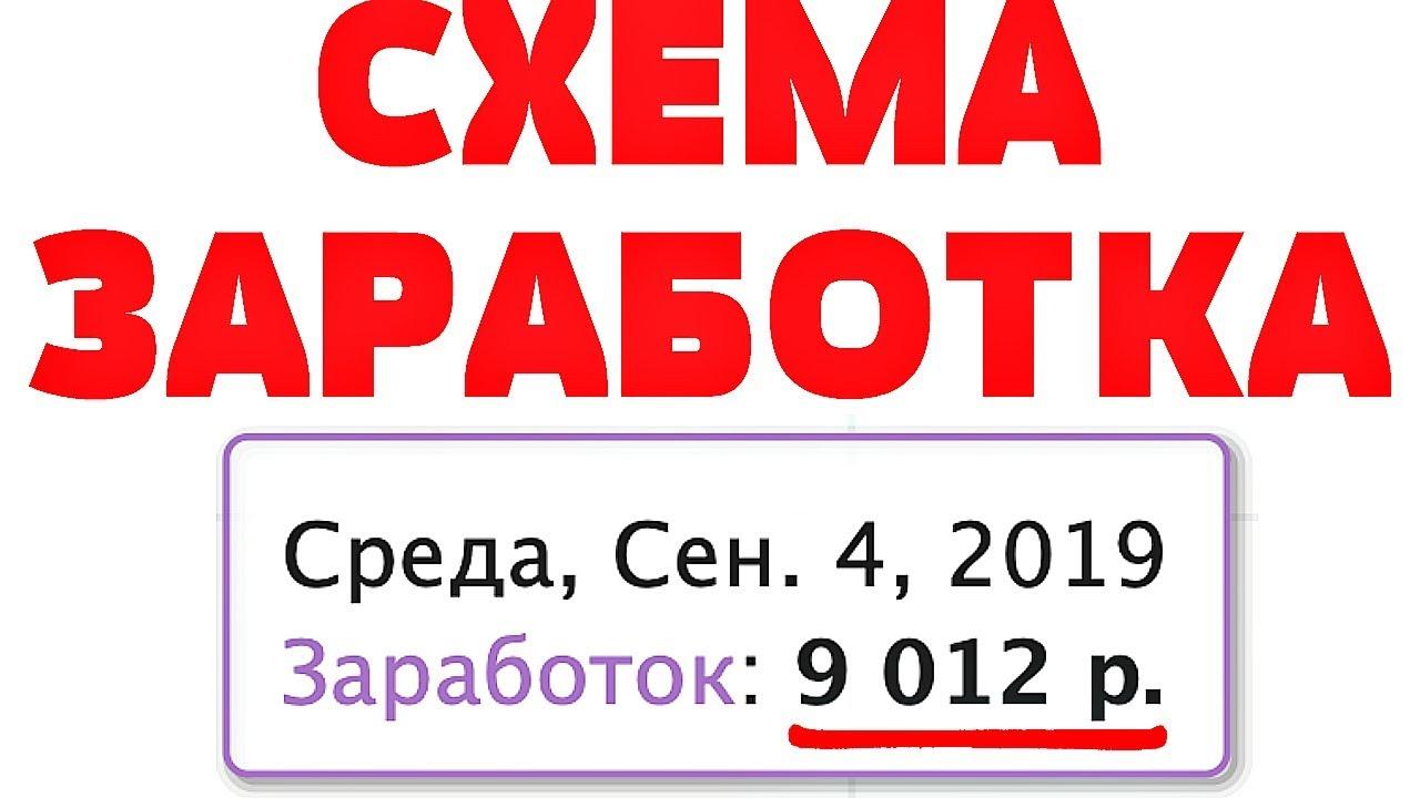 СХЕМА ЗАРАБОТКА В ИНТЕРНЕТЕ - ОТДАЮ БЕСПЛАТНО!