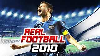 Real Football 2010 Lite 30 MB Android Offline