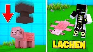 MACH DAS SCHWEIN PLATT (PART4) - Minecraft Lachen [Deutsch/HD]