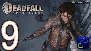 DEADFALL Adventures Walkthrough - Part 9 - Level 5: Ice Temple