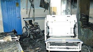 Kórháztűz Szaúd-Arábiában