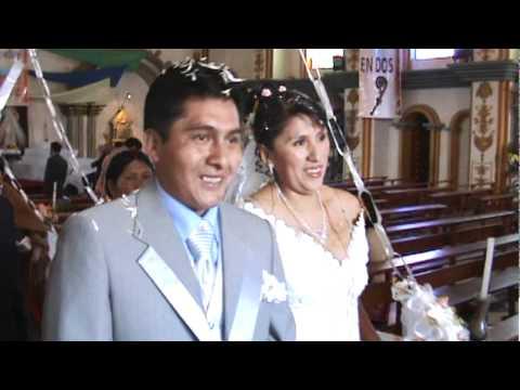 La boda de Maria Y Eusebio parte 1