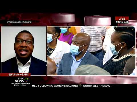 COVID-19 vaccination in KwaZulu-Natal: Prof. Moshabela