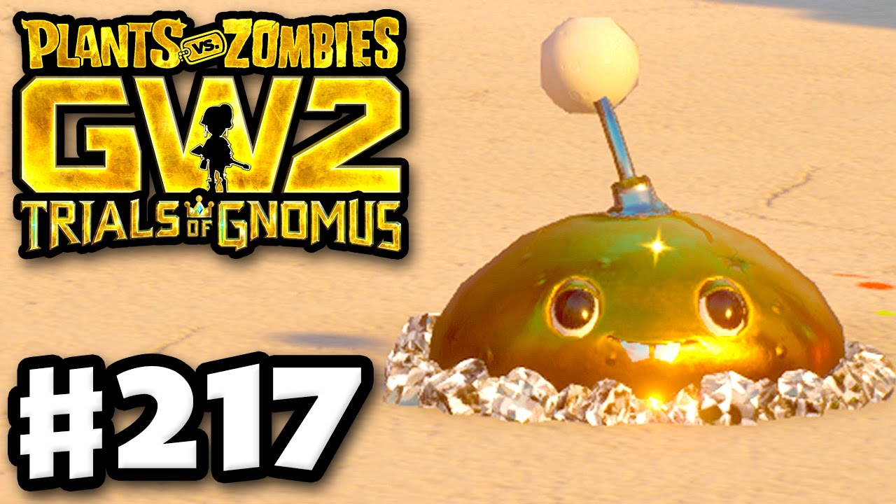 Rux Returns Pizzazzling Potato Mine Plants Vs Zombies Garden Warfare 2 Gameplay Part 217