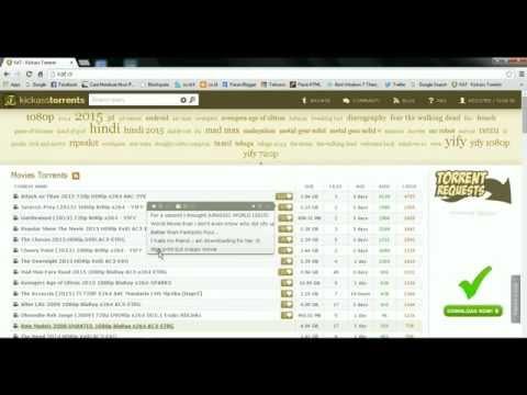Cara Download Film Gratis Via Utorrent Dengan Mudah