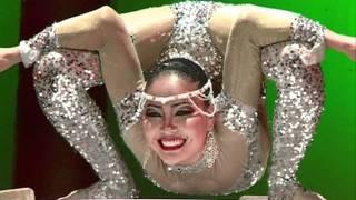 Tsetseglen Odgerel - solo contortion act Setgemj