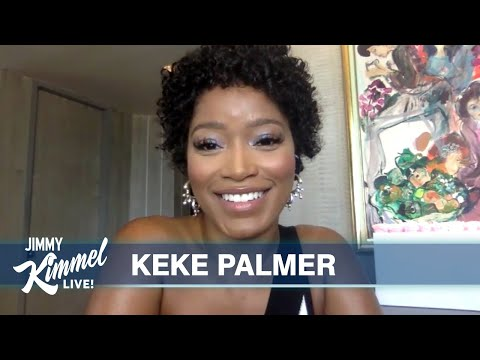 Keke Palmer on Her Powerful Moment with the National Guard