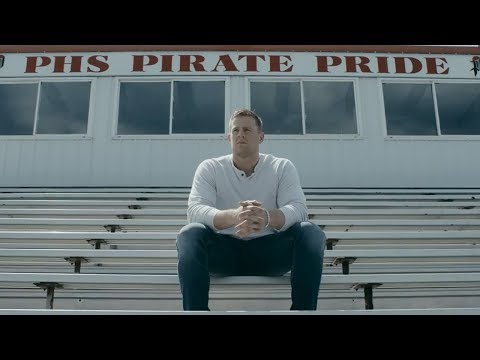 JJ Watt On Where His Dream Began | @AmFam®