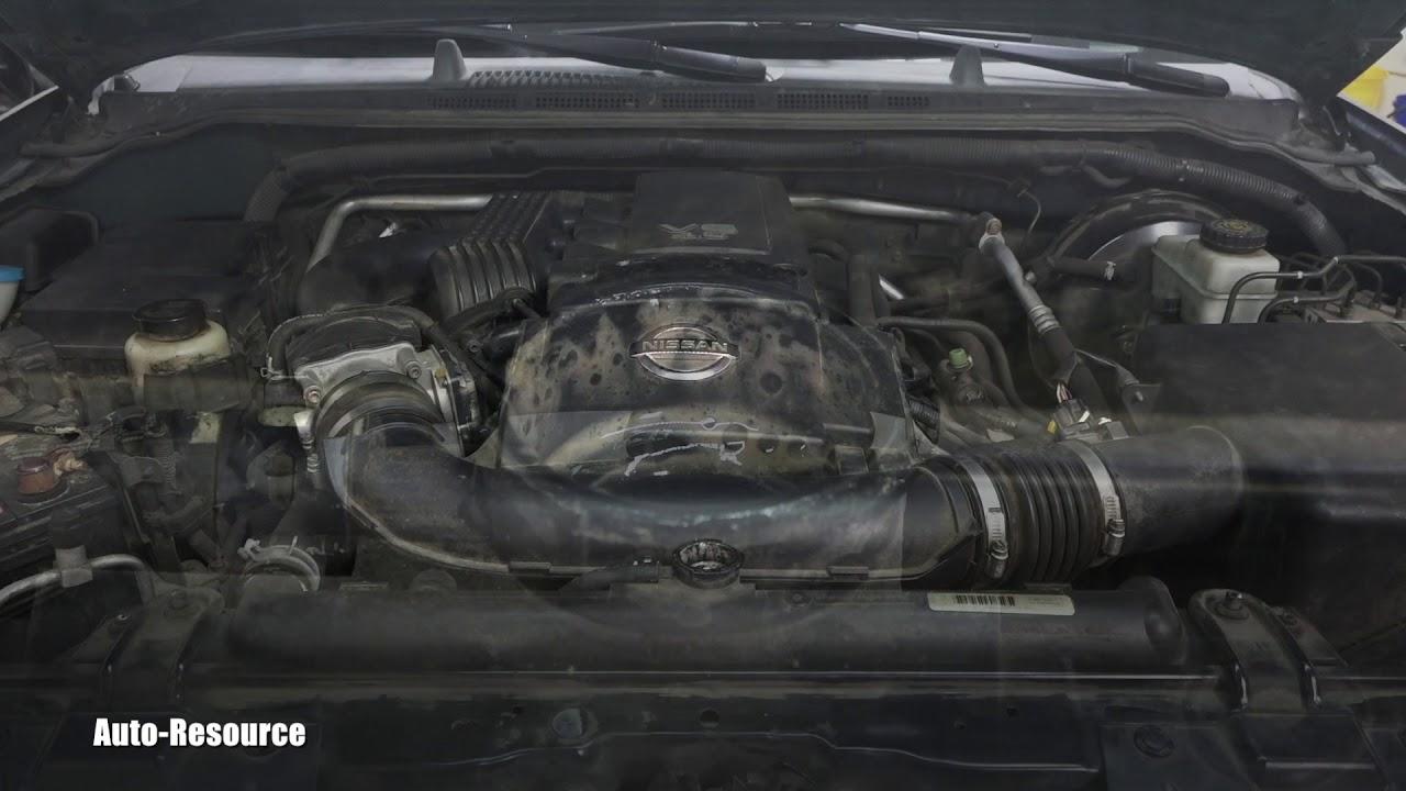 Nissan Code P1754 Diagnosis
