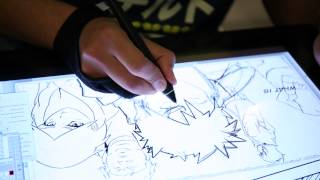 AnimeCon 2013 | Ipodoboy, Story and art by Mustayaki | Archonia.com