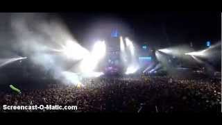 Tiesto Live TOMORROWLAND 2013 MAIN STAGE