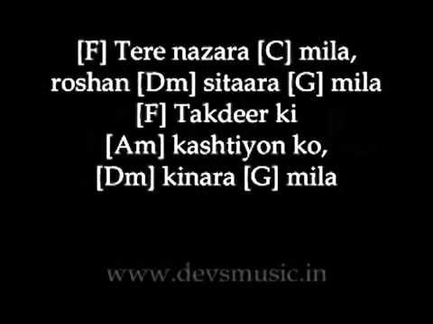 Raabta Agent Vinod Lyrics Chords wwwsic.in Devs Music Academy Pune