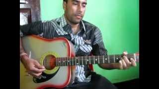 Spanish Eyes  Acoustic Cover  by Kaushik  jalpaiguri