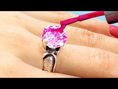 15 DIY Jewelry Ideas / Cheap And Easy Jewelry Items
