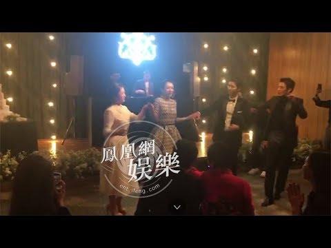 Song Joong Ki và Soong Hye Kyo nhảy nhót tưng bừng sau lễ cưới thế kỷ