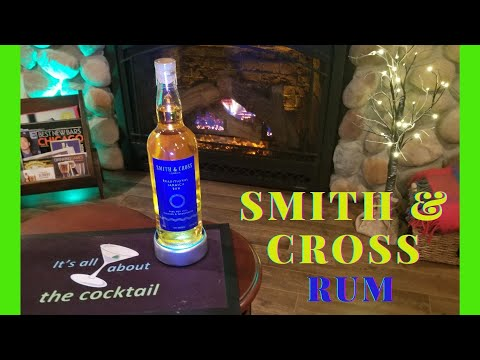 Smith & Cross Rum Review/It's all about the Cocktail/shelter at home cocktails