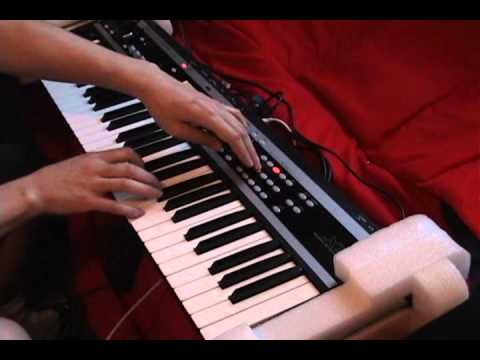 principe-azul-(-liberaciÓn-)---yamaha-dx7-teclado-cover