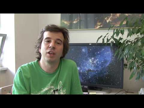 Baryon Acoustic Oscillations - Cosmologist Anze Slosar