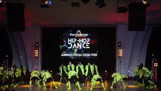 "Hip-hop / Juniors / Mega Crew / Pro | Sharm-S ""Angellas Crew"" | The Challenge Dance Championship"