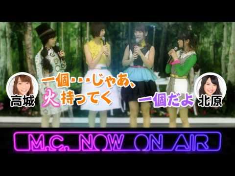 その1【M08 SPMC】〈AKB48 バラの儀式〉「最後にアイスミルクを飲んだのはいつだろう?」公演後のスペシャルMC