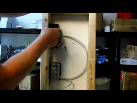 how to install led lights: wall dimmer switch with dimmable driver ...  youtube