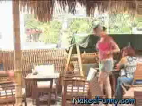 Video Clip  Cô gái ngực bự hỏi giờ   Video clip hài   Vui nhộn   Hóm hỉnh   Cười vui   Đặc sắc