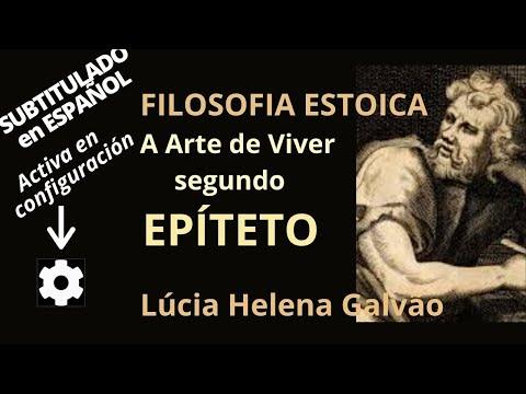 A ARTE DE VIVER, segundo Epiteto