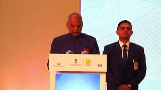 President Kovind inaugurates 4th edition of Global Exhibition on Services in Mumbai