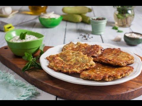 وصفة بسيطة لكن مغذية جدا فريترز الكوسة(اقراص الكوسة) فى شطورة مع سالى سليمان - ELWASFA