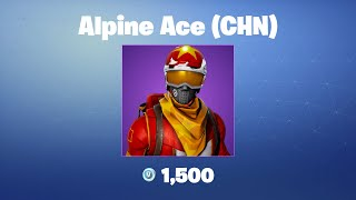 Alpine Ace (CHN) | Fortnite Outfit/Skin