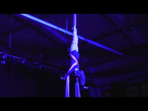 """Aerial beats"" Silks and Beatbox"