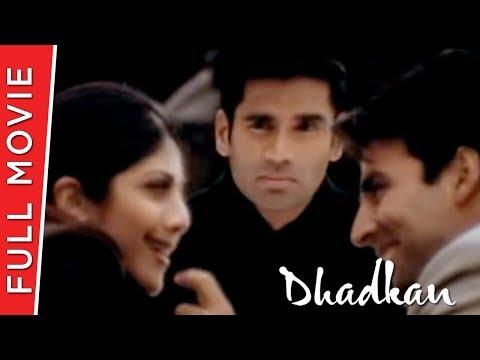 Dhadkan   Full Hindi Movie   Akshay Kumar, Shilpa Shetty, Suniel Shetty   Full HD 1080p