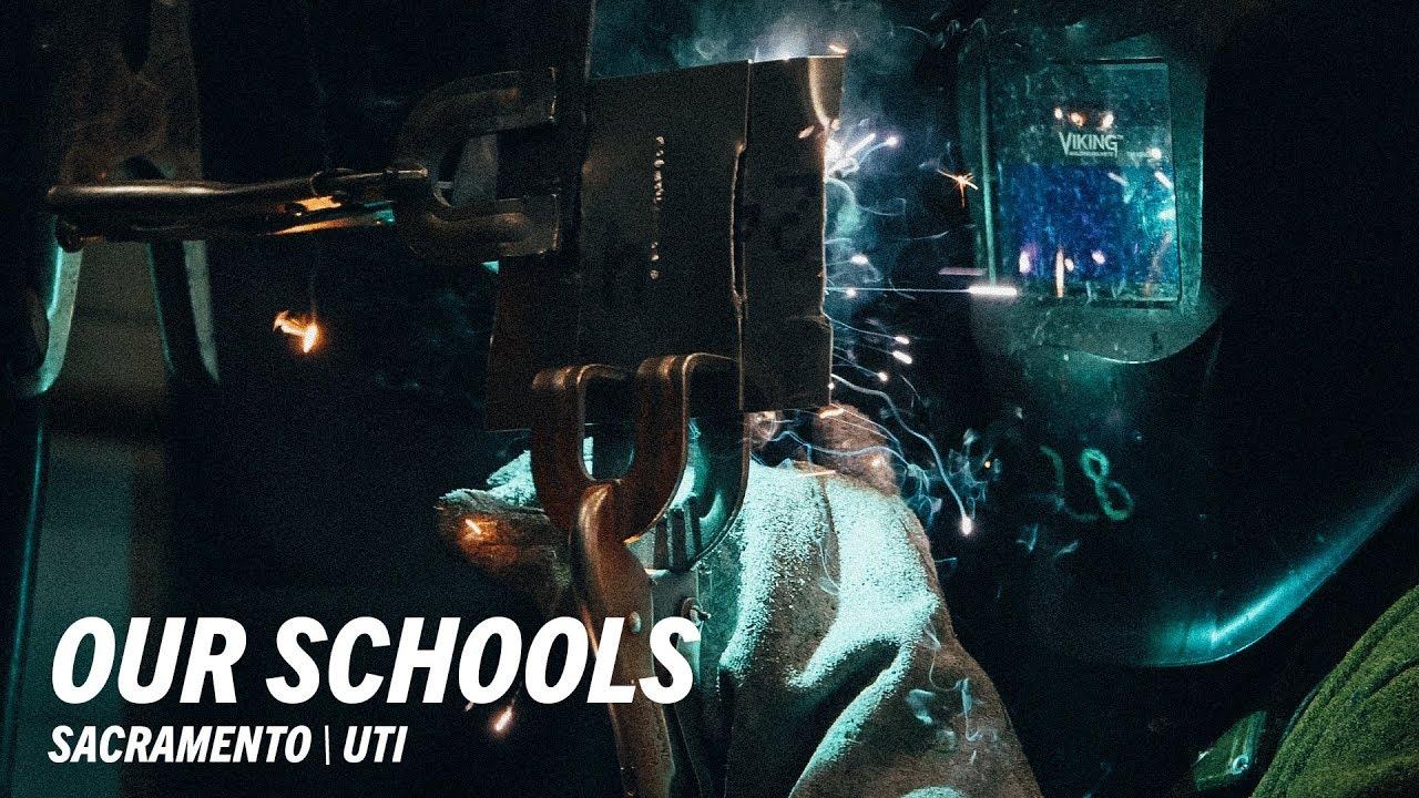 Uti Sacramento Ca School Campus Universal Technical Institute