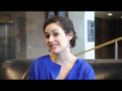 Christine Sanderson - UW-Stevens Point Department of Music