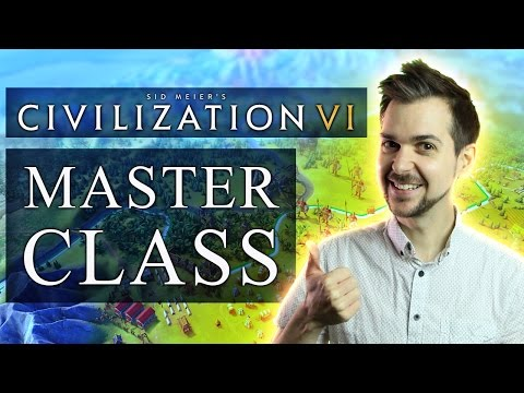 CIV 6 MASTERCLASS (Livestream with Lewis!)