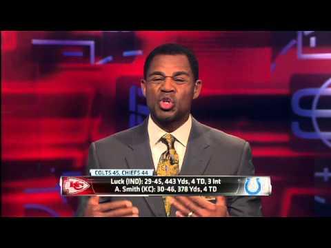 Kansas City Chiefs Jamaal Charles won