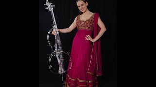 Bollywood cellist: Tere Galliyan cover by Alison Gabrielle. Musician for Indian weddings & events