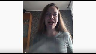 (исп. версия) Никольский - Забытую песню несет ветерок (фоно+вокал)