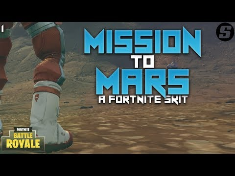 Mission To Mars (A Fortnite Skit)