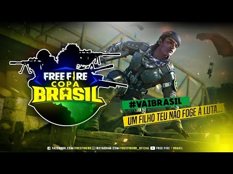 🔴 LIVE - COPA OFICIAL BRASIL FREE FIRE - HOST 5 #PRICETV (STS AGORA)