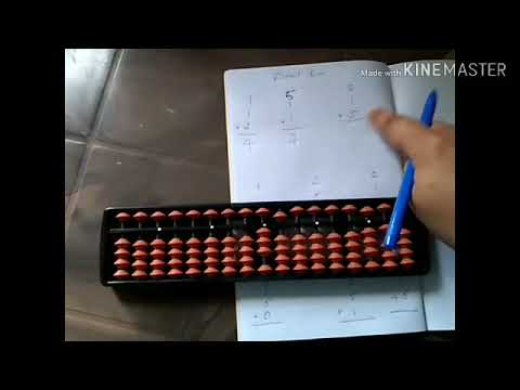 Abacus Learning Class 2