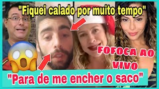 Pedro Scooby ESCULACHA Luana Piovani PUBLICAMENTE + Novo Affair de Viviane Araújo DELETA rede social