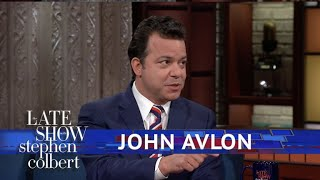 John Avlon\'s \'Daily Beast\' Made Trump\'s Blacklist