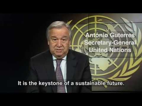 World Environment Day (5 June) - The UN Secretary-General video message