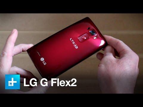 LG G Flex 2 - Review Mp3