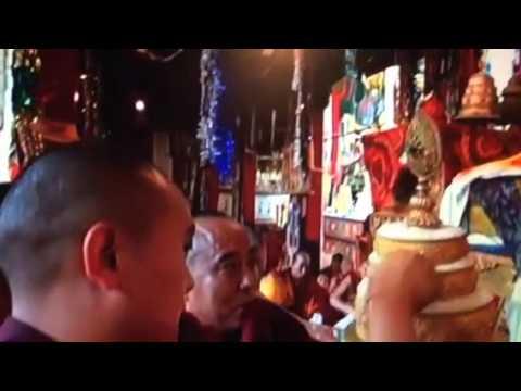 Dorje Shugden high Lama in Tibet 2016