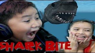 Drake's Corner: shark hunting games l Roblox SharkBite [Megalodon Update!!!]