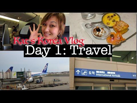 ✈️🇰🇷Korea Vlog: Travel to Seoul   first time in Polaris international business class ✈️🇰🇷